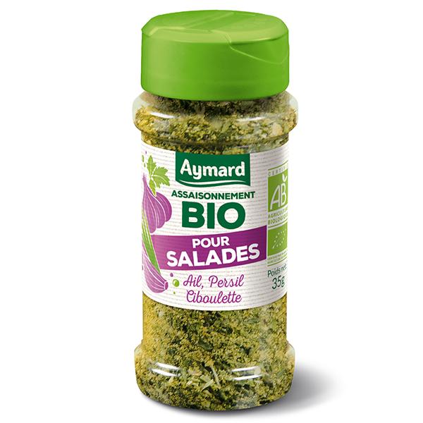 assaisonnement salade BIO